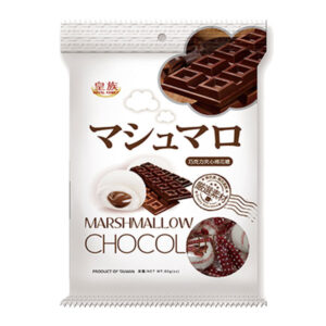 Royal Family Marshmallows Chocolate - 80g
