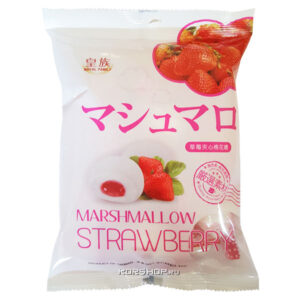 Royal Family Marshmallows Strawberry - 80g