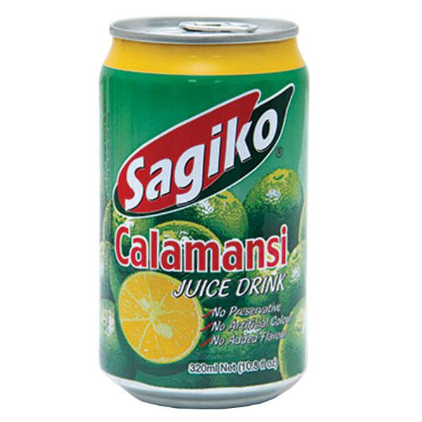 Sagiko Calamansi Drink - 320mL