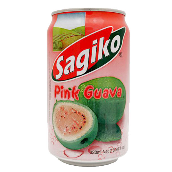 Sagiko Guava Drink - 320mL