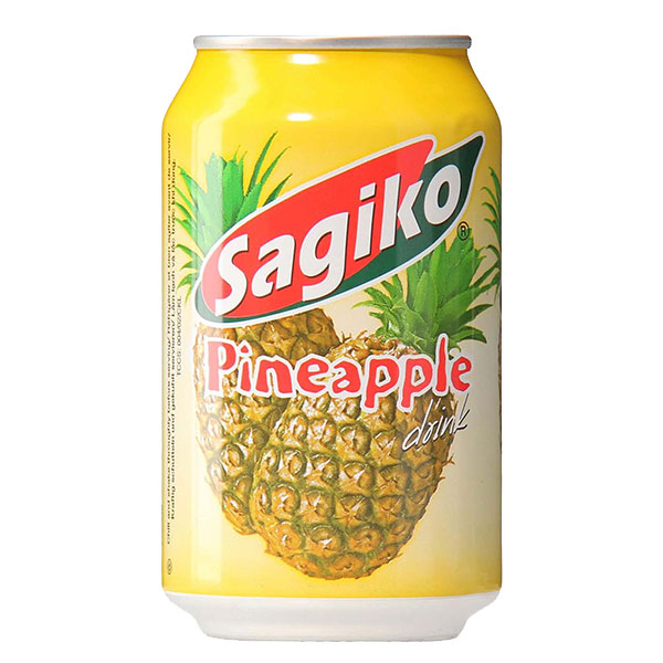 Sagiko Pineapple Drink - 320mL