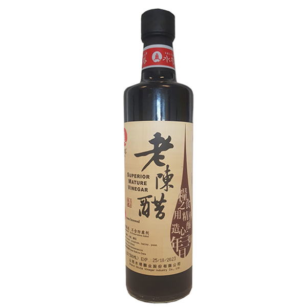Shuita Superior Mature Vinegar (3 Years Aged) - 500mL