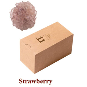 Strawberry Rock Candy 10 Pcs - 150g