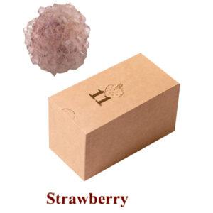 Strawberry Rock Candy 10 Pcs - 150g
