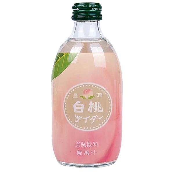 Tomomasu Peach Soda - 300mL