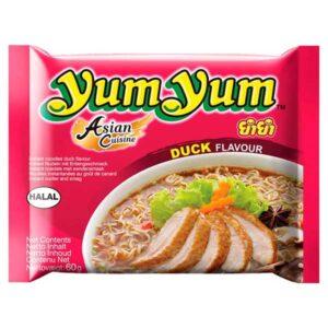 Yum Yum Instant Noodles Duck Flavor - 60g
