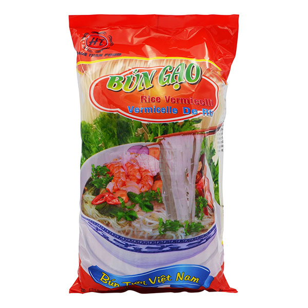 Bun Gao Rice Vermicelli 1.2mm - 400g