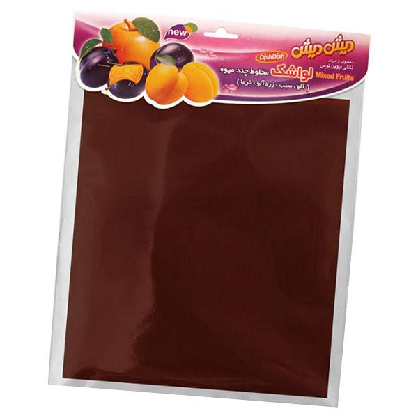 Fruit Roll (Lavashak) Apple & Apricot & Plum - 80g