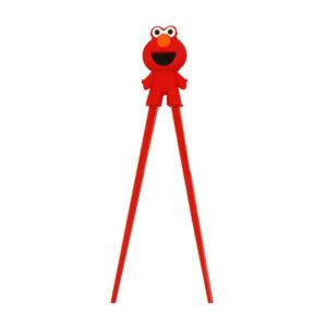 Elmo Plastic Children Chopsticks - 22cm