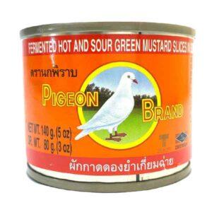Fermented Hot & Sour Green Mustard - 140g