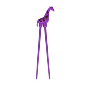 Giraffe Plastic Children Chopsticks - 22cm